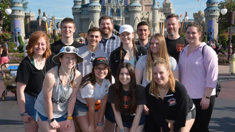 ACS Chemistry Club at Disney World in Orlando