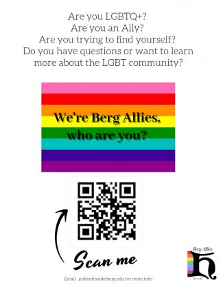 Berg Allies Flyer